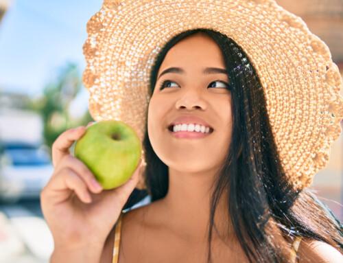 Verano y salud oral